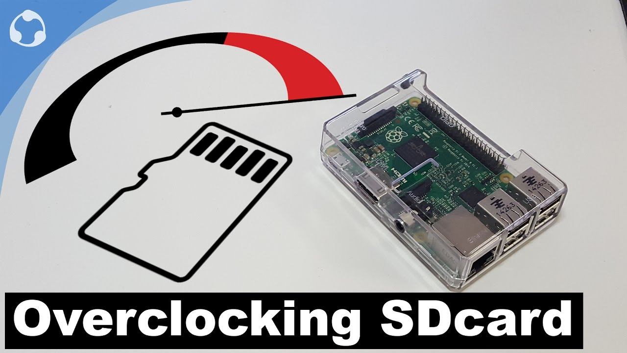 How to increase SD card speeds on a Raspberry Pi