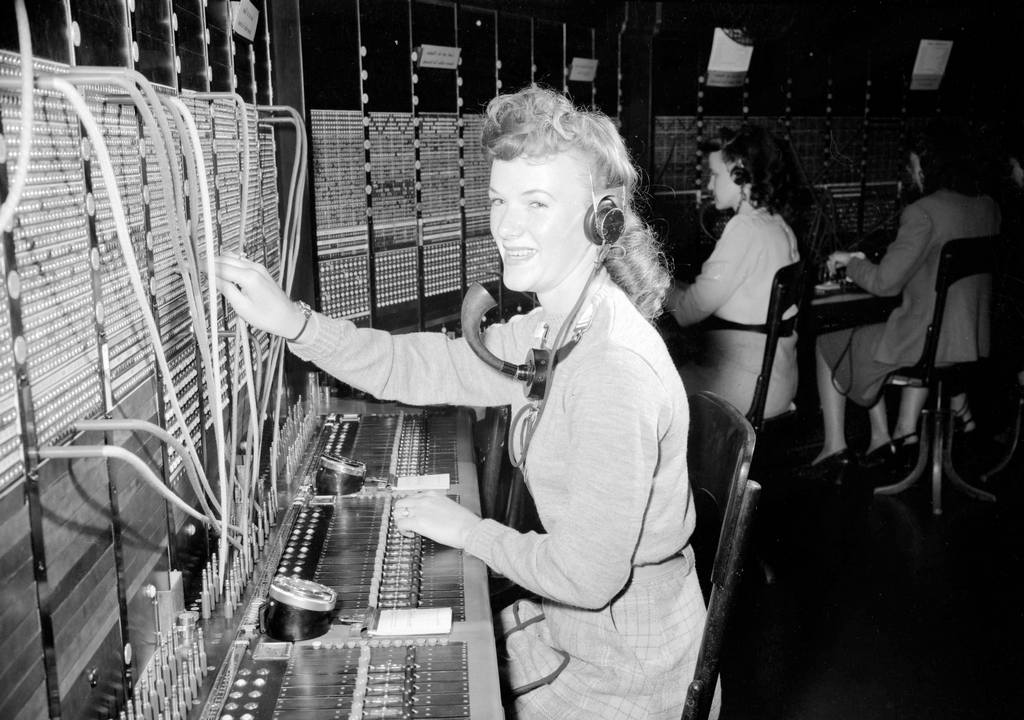 Phone switchboard
